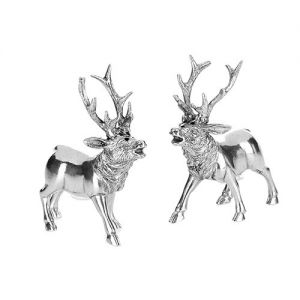 At Home in the Country - Stag Salt and Pepper Set