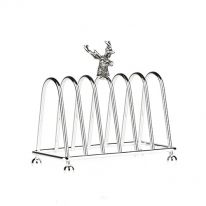 Stag's Head Toast Rack