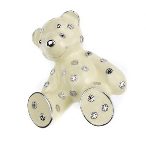 At Home in the Country - Teddy Bear Brooch