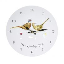 The Country Set Wall Clock