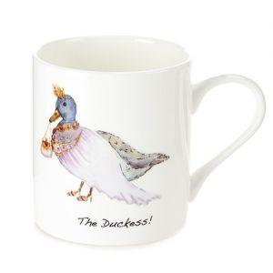 The Duckess ! Fine Bone China Mug