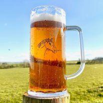 The Horse Head Polycarbonate Pint Tankard