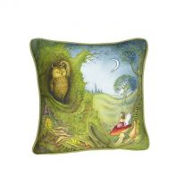 The Thoughful Faerie Cushion