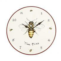 """Time Flies"" Wall Clock"