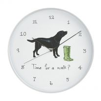 Time for a Walk? Wall Clock